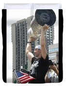 Parade Of Champions Duvet Cover