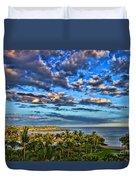 Paradise Is Nice By Diana Sainz Duvet Cover