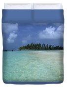 Paradise Island 1 Duvet Cover