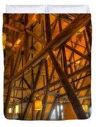Paradise Lodge Mt Rainier Natl Park Duvet Cover