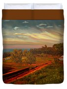 Paradise Road Duvet Cover