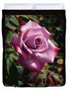Paradise Rose  Duvet Cover