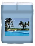 Paradise Vacation Duvet Cover
