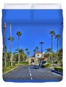 Paramount Movie Studio Hollywood Ca 3 Duvet Cover