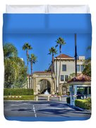 Paramount Movie Studio Hollywood Ca 4 Duvet Cover