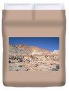 Paria Canyon-vermilion Cliffs Duvet Cover