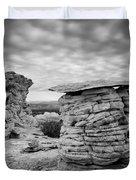 Paria Sandstone Duvet Cover