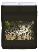 Paris Afternoon Duvet Cover