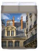 Paris Architecture Duvet Cover