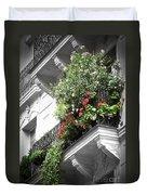 Paris Balcony Duvet Cover