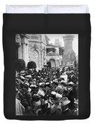Paris Exposition, 1900 Duvet Cover