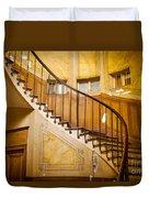 Paris Staircase Duvet Cover
