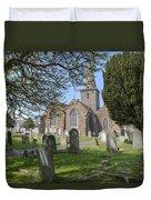 Parish Church St Martin - Jersey Duvet Cover