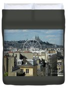 Parisscope Duvet Cover