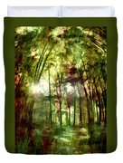 Park Art V Duvet Cover