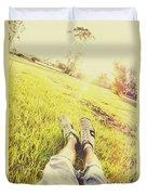 Park Life Duvet Cover