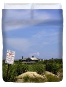Parking By Permit - Town Of Southhampton Duvet Cover