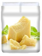 Parmesan Cheese Duvet Cover