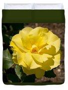 Parnell Yellow Rose Duvet Cover