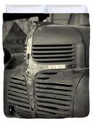 Part Of A Dodge Duvet Cover