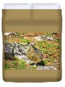 Partridge 1 Duvet Cover