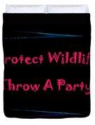 Party 4 Duvet Cover