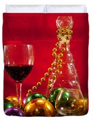 Party Time Duvet Cover by Anthony Walker Sr