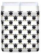 Paschal Lamb Duvet Cover