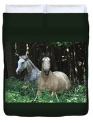 Paso Fino Mares Pay Attention Duvet Cover
