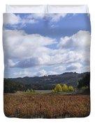 Paso Robles Autumn Duvet Cover