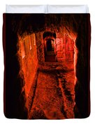 Passage To Hell Duvet Cover