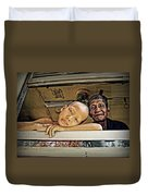 Passing Thoughts Duvet Cover