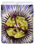 Passion Flower-0008 Duvet Cover