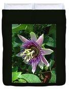 Passion Flower 5 Duvet Cover