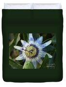 Passion Flower Duvet Cover