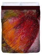 Passion Heart Duvet Cover