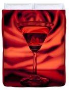 Passion Martini Duvet Cover
