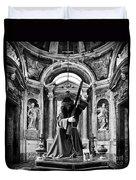 Passion Of Christ Duvet Cover by Jose Elias - Sofia Pereira
