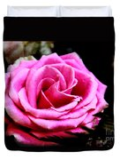 Passionate Rose Duvet Cover