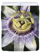 Passionflower Duvet Cover by Richard Thomas