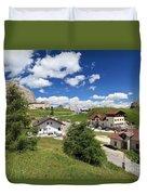Passo Gardena - Gardena Pass Duvet Cover