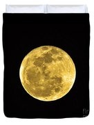 Passover Full Moon Duvet Cover by Al Powell Photography USA