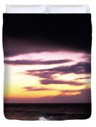 Pastel Flash Duvet Cover