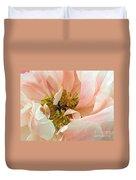 Pastel Floral Duvet Cover