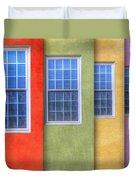 Pastel Duvet Cover