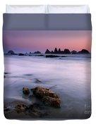 Pastel Sea Duvet Cover