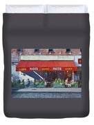 Pastis Duvet Cover by Anthony Butera
