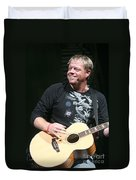 Pat Green  Duvet Cover