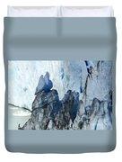 Patagonia Glaciar Perito Moreno 3 Duvet Cover