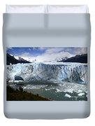 Patagonia Glaciar Perito Moreno 4 Duvet Cover
